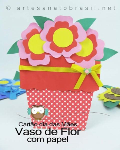 Como Fazer  Cartão Dia Das Mães Artesanal  (diy)