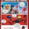 Convite Ladybug E Cat Noir