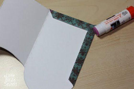 Como Fazer Um Envelope Simples