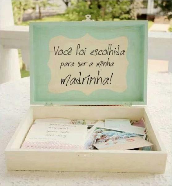 10 Convites De Casamento Criativos Para Madrinhas