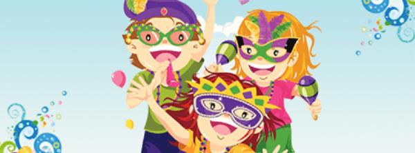 Comunicado – Baile De Carnaval – Ed  Infantil E Ens  Fund (do 1º