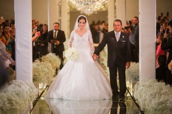 Casamento De Luxo  Priscila E Djalma