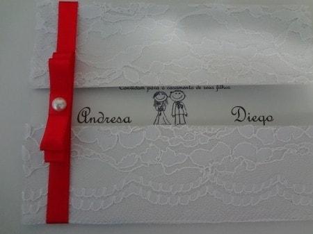 Convite De Casamento   Passo A Passo