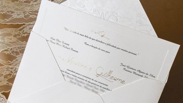 Como Escrever O Convite De Casamento + Dúvidas Frequentes