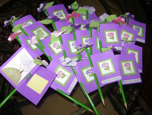 Cartões, Tag's E Atc's Artesanais   Convite De Aniversário