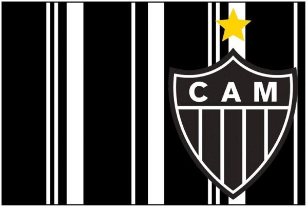 Aquarelinha  Kit Futebol ( Atlético Mineiro)