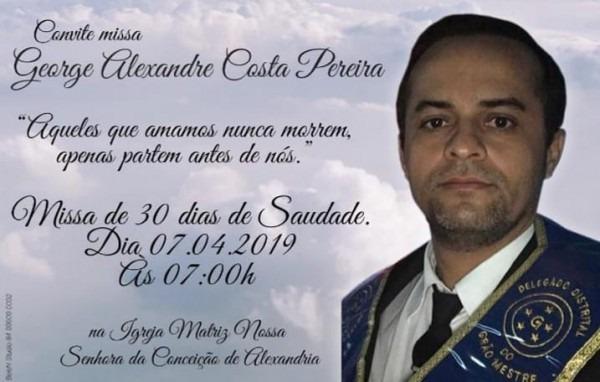 Barriguda News  Convite Missa 30 Dias