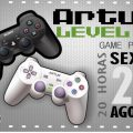Convite De Aniversario Tema Videogame