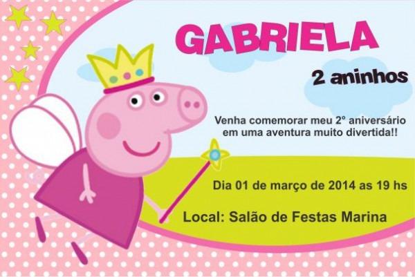 Eu Vou Fazer Convites Personalizados Para Crianças Por R$20