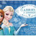 Convite Frozen Online