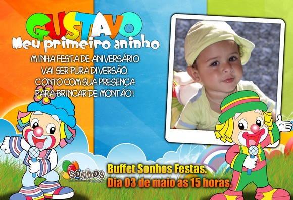 Convite Do Patati