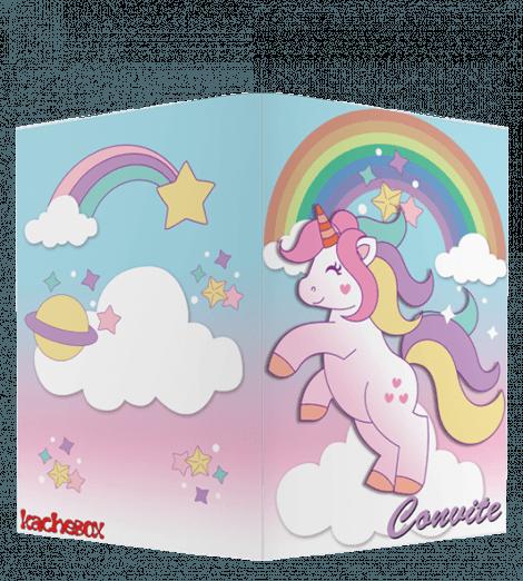 Convite Do Unicornio Clipart Images Gallery For Free Download