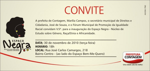 Areté Educar  Convite