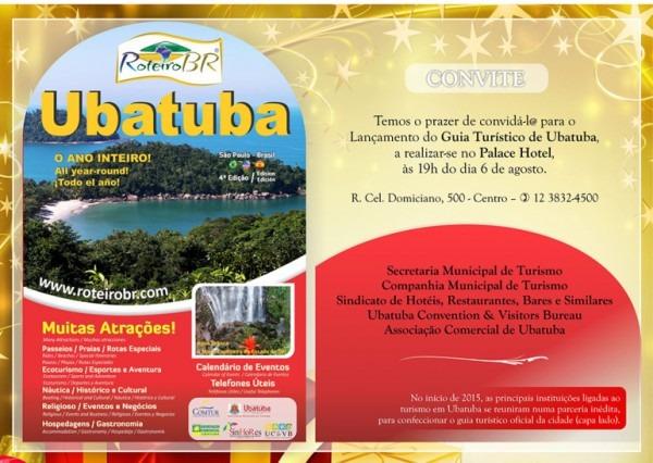 Ubatuba Lança Guia Turístico Oficial Nesta Quinta