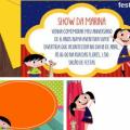 Convite Da Show Da Luna
