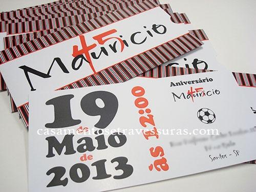Convite Modelo 12d