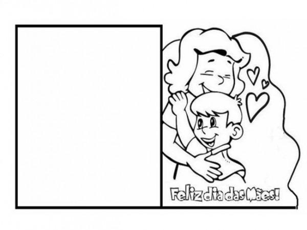 Dia Das Mães Para Colorir  35 Atividades De Educação Infantil