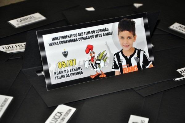 Arte Impressa  Convite Frente E Verso