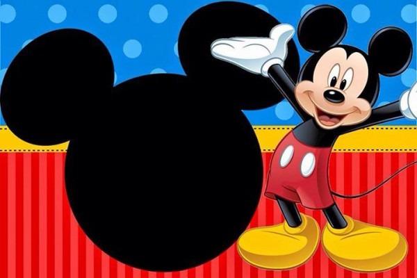 Convite Mickey E Minnie 336 Png Grátis Para Baixar Jpg,png