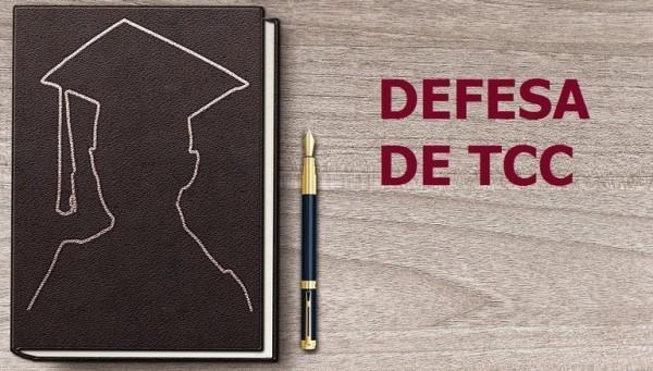 Convite Para Defesa Pública De Trabalhos De Conclusão De Curso