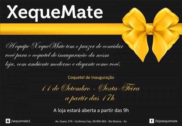 Convite De Inaugura  O Sal O De Beleza