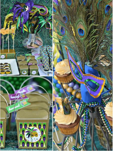 Artesanato De Crissy  Party Peacock Uma Celebração Brasileira