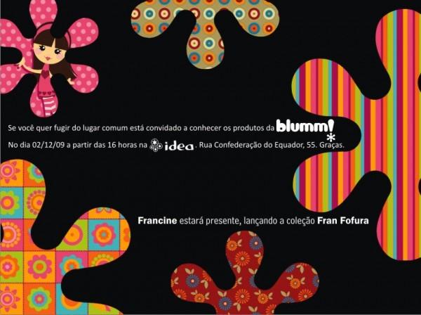 Convite Lançamento Recife