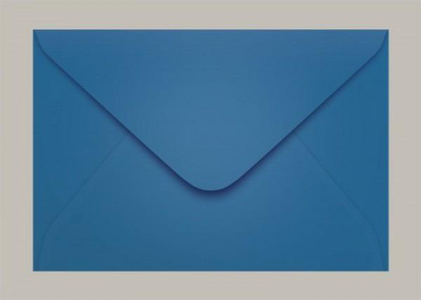 Envelope Convite 160x235 Grécia Azul Royal Scrity 100 U