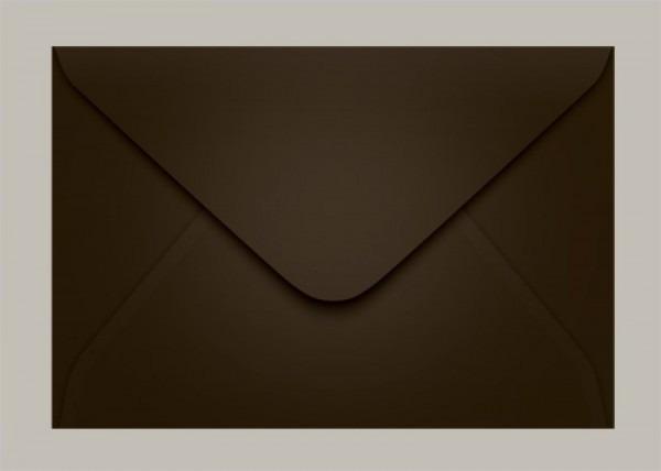 Envelope Convite 160x235 Marrocos Marrom Scrity 100 Unidades