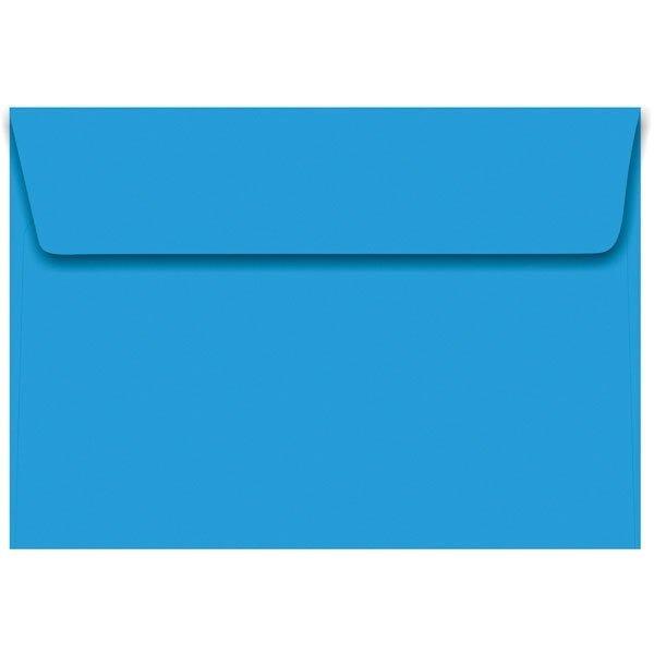 Envelope Colorido Convite Azul Royal Foroni Cx 100 Un