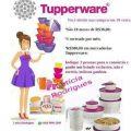 Convite De Bingo Tupperware