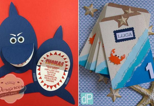 Mais De 40 Ideias Para Fazer Uma Festa Fundo Do Mar!   ᐅ Mil