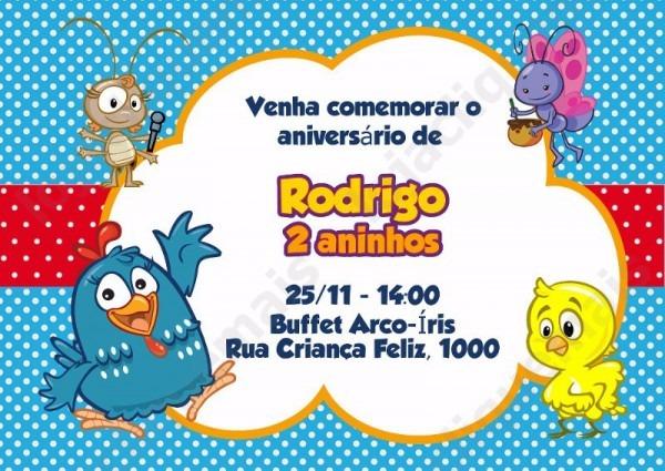 Festa Galinha Pintadinha  80 Modelos E Dicas De Decoração Para Se