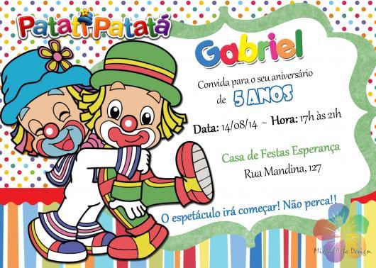 Festa Patati Patatá  40 Dicas Imperdíveis Para Caprichar Na Decoração!