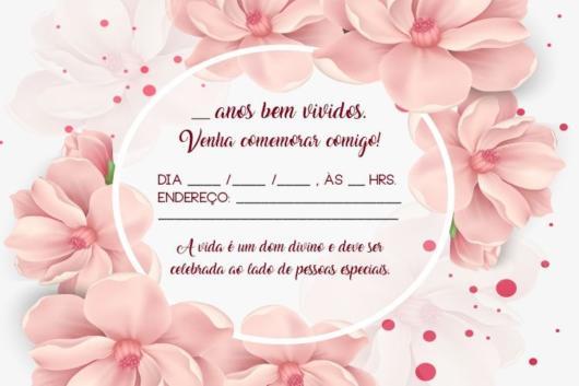 Festa Tema Flores – 70 Decorações Deslumbrantes P  Se Inspirar!