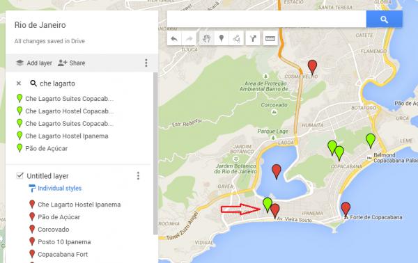Como Criar Um Mapa Personalizado No Google Maps
