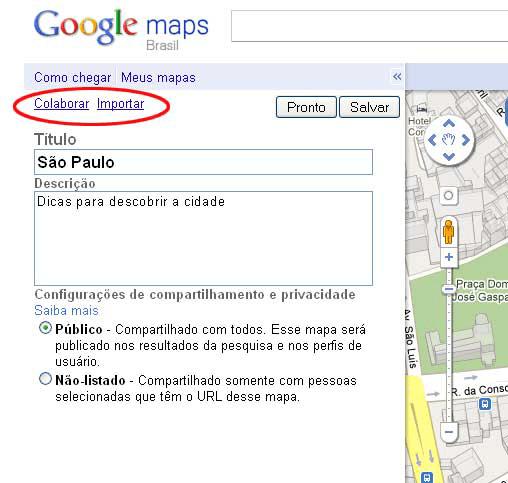 Como Criar Mapas Personalizados No Google Maps