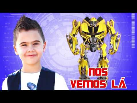 Transformers Bumblebee Convite Animado
