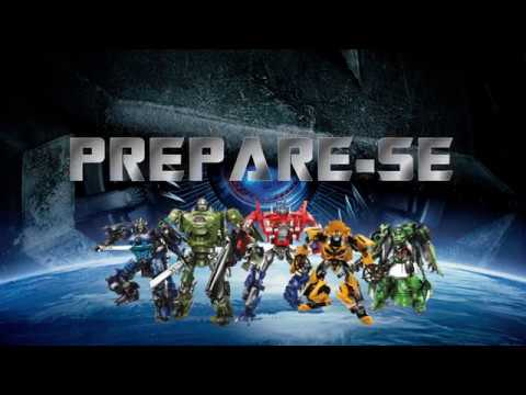 Convite Animado Transformers Filipe Neustadt