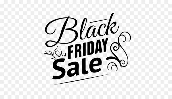Black Friday Shopping Bag Png Download