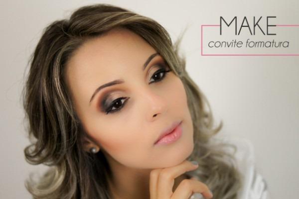 Make Curinga Para Convite De Formatura – Truque Feminino