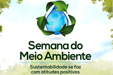 Convite – Semana Do Meio Ambiente