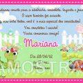 Mensagem Para Convite De Festa Infantil