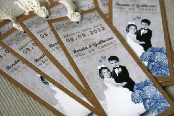Convites De Casamento Criativos E Com O Estilo Dos Noivos