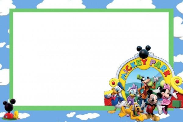 Casa Do Mickey Mouse Da Disney