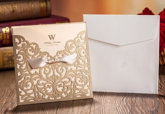 Envelope Personalizado Para Convite
