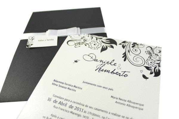 Convite De Casamento  Regrinhas