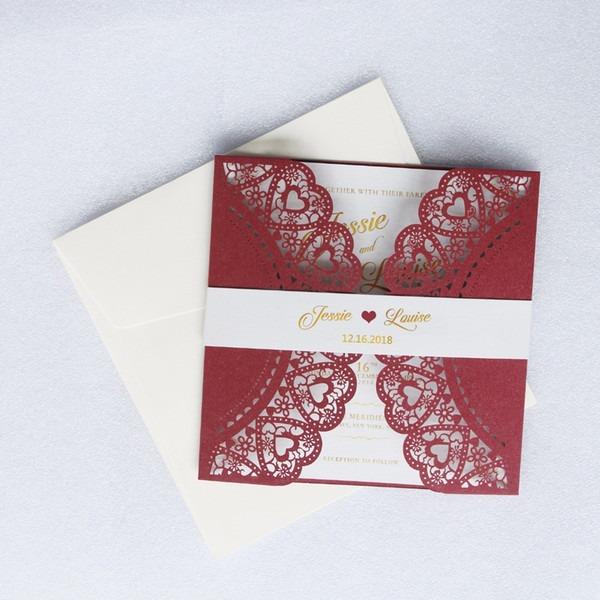 Convite De Casamento Gratis Convites De Casamento De Renda Convite