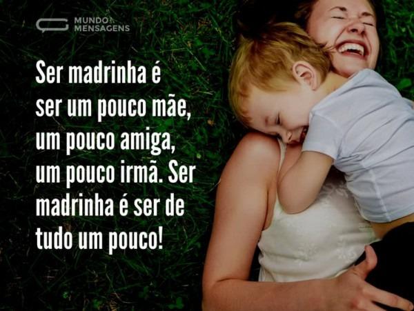 Ser Madrinha