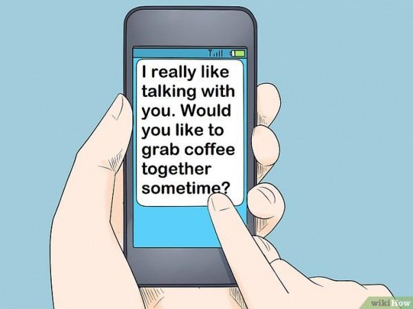 Como Chamar Alguém Para Sair Por Mensagem De Texto